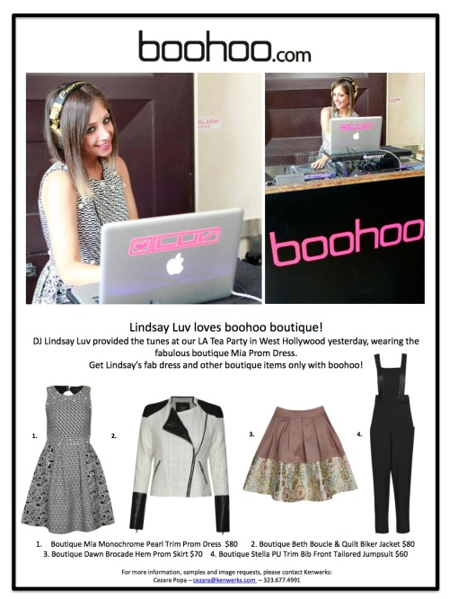 Lindsay Luv Love boohoo - LA copy